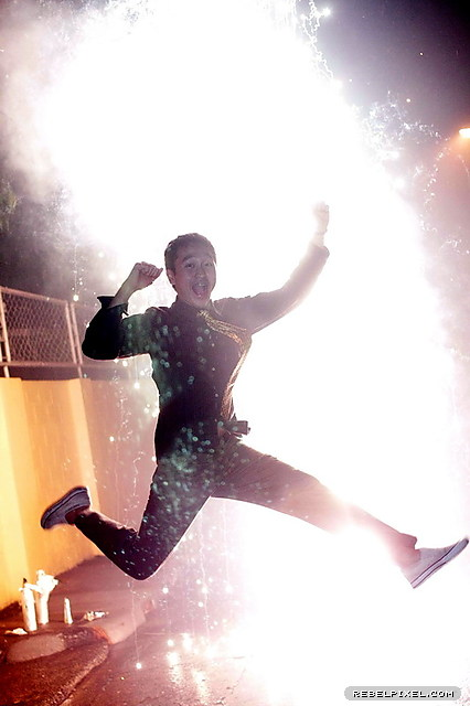 Hannu, jump!