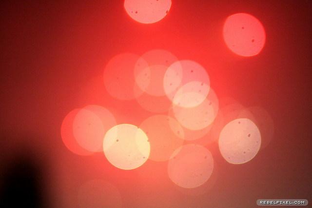 It's all a blur.