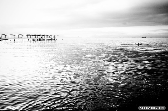 Manila Bay, 2011.